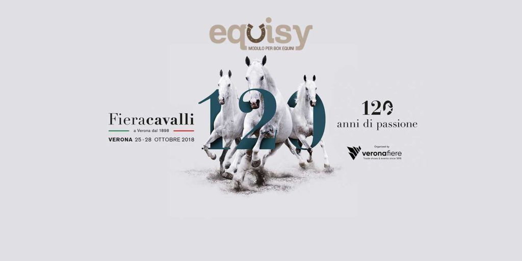 Equisy a Fiera Cavalli